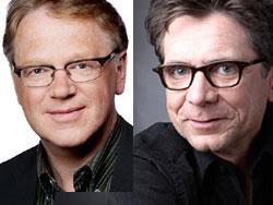 Uwe Birnstein und Werner Hucks